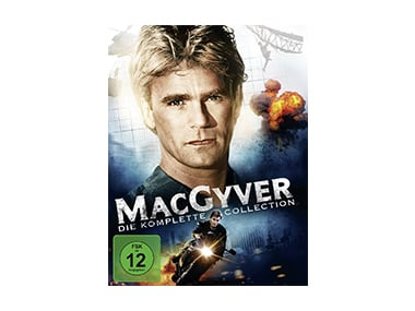 Komplette MacGyver Collection (38 Discs)