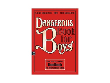 Literatur 'Secret Book for Boys'