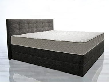 Wasserbett in Boxspring-Optik