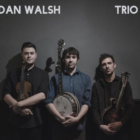 Dan Walsh Trio Album Cover
