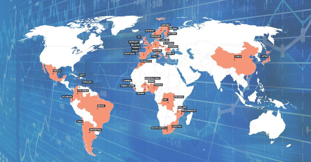 Global Insights Map 2021