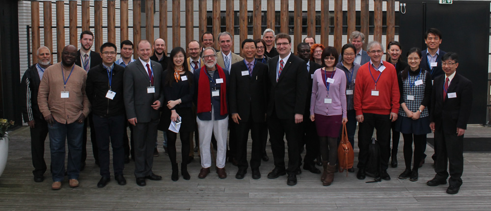 Group photo ICISO Conference 2015