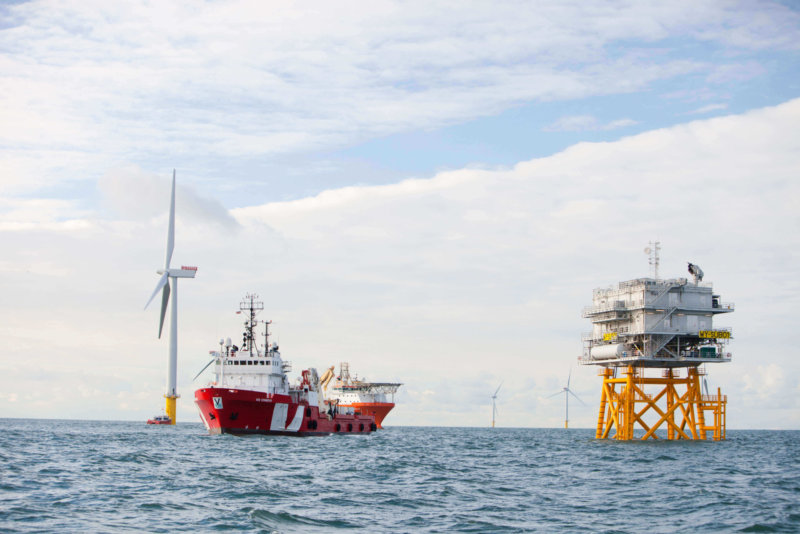 Aberdeen Group Has Its Eyes On Offshore Wind