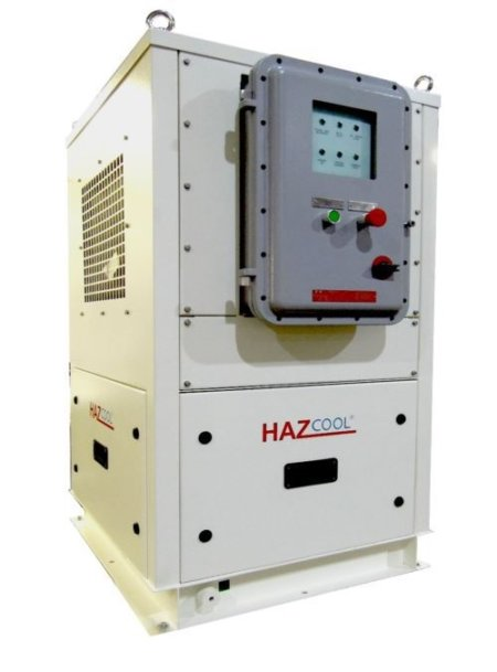 HZ1 Tank Shower Chiller Unit