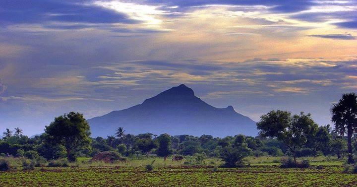 Posvátná hora Arunáčala