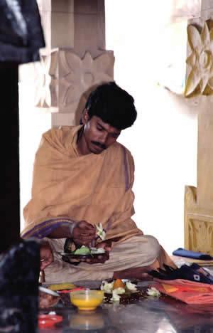 Léta sádhany (duchovní praxe)