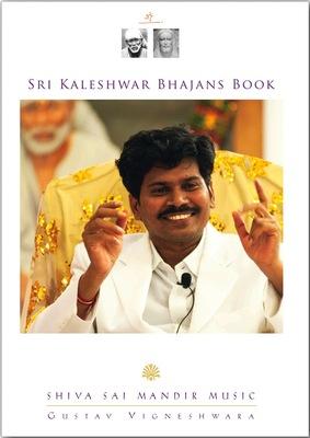 Kaleshwar Bhajans Book von Sankirtanacharia (Gustav) Vigneshwara - BESTELLEN