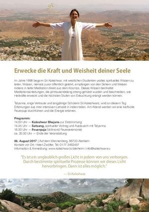PDF-Poster/Flyer zum Herunterladen