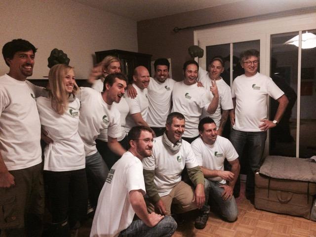 Volunteers team for Presevo, Serbia