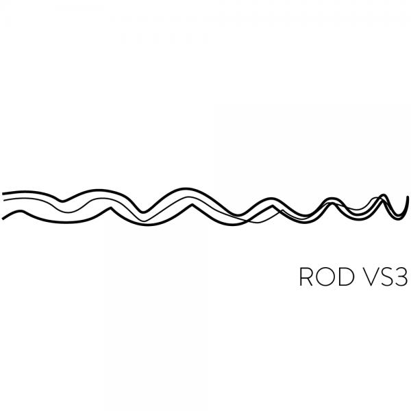 ROD VS 3 basic- Klassískar Krullur
