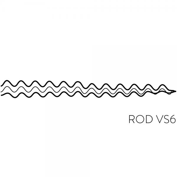ROD VS 6 - Vöfflujárn
