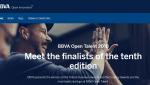 BBVA Open Talent 20181
