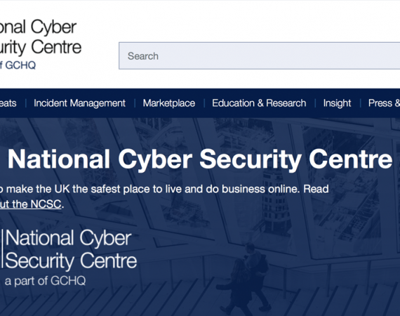 NCSC - National Cyber Security Center