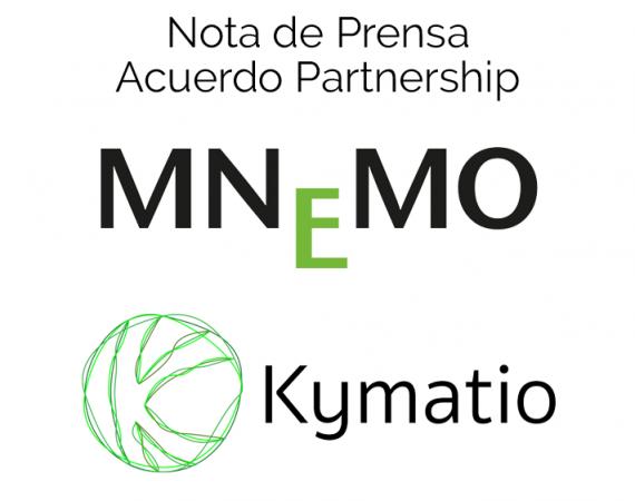 Mnemo y Kymatio firman acuerdo de partners