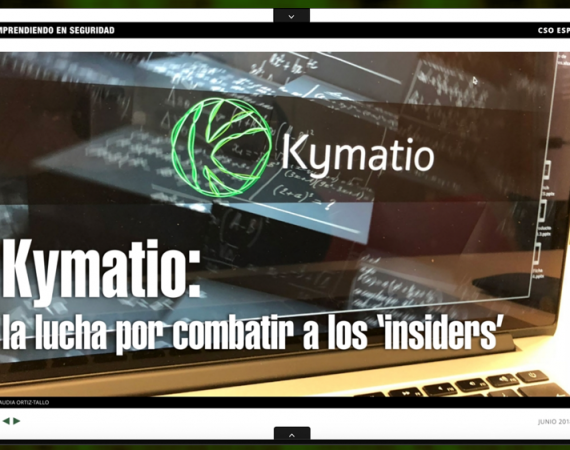 Kymatio en Computerworld CSO