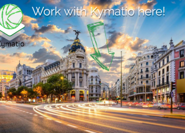 Atención, atención, atención... ¡En Kymatio estamos contratando!