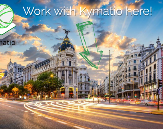 Kymatio en Madrid. Calle Gran Vía, 28, 28013 Madrid
