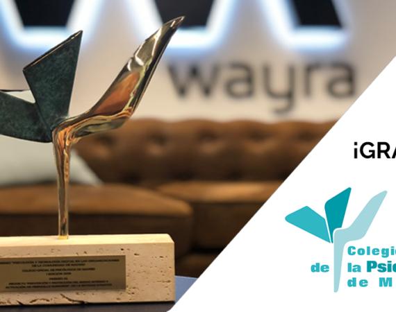 Kymatio gana la I Edición de los Premios Psicología y Tecnología Digital en las Organizaciones de la Comunidad de Madrid