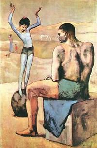 Picasso-arlequin