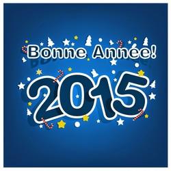Bonne année et très bonne santé à tous