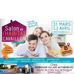 L'EAU BIEN ETRE CAVAILLON AU SALON DE L'HABITAT
