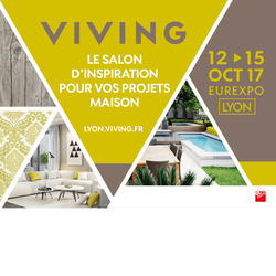 RK PISCINES AU SALON VIVING LYON