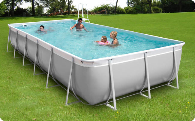 Piscine tubulaire waterman easy
