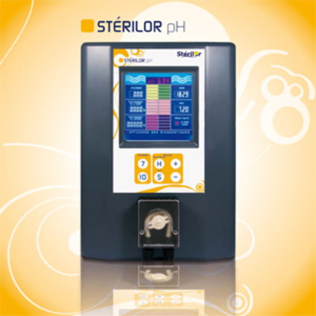 Regulateur sterilor ph