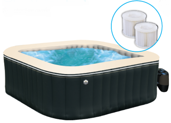 Poolstar spa gonflable aspen