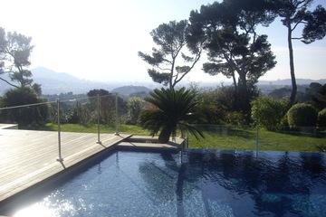 Aquatic serenity   prise de vue client   piscine a debordement 1