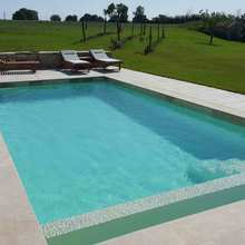 Piscine esterieure enterree anjou piscines concept