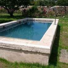Piscine semie enterree anjou piscines concept