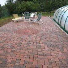 Terrasse carrelee azur piscines et spas