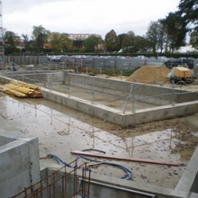 Construction piscine nse