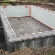 Piscine beton piscines et jardins du var