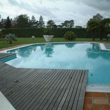 Grande piscine enterree realisation d4 piscines multi services