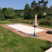Realisation piscine volet ald