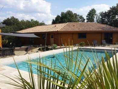 Jardin bvs piscines palmiers