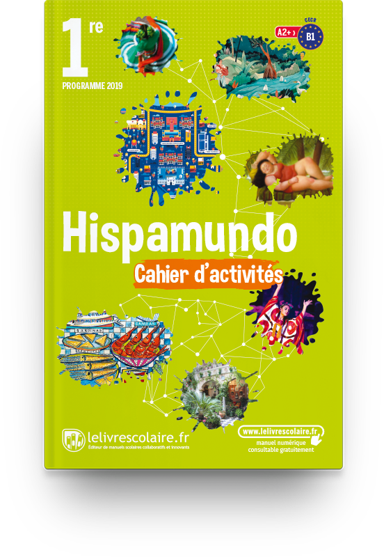 Image produit Espagnol 1re - Cahier d'activités