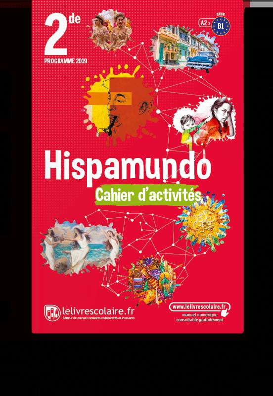 Image produit Espagnol 2de - Cahier d'activités