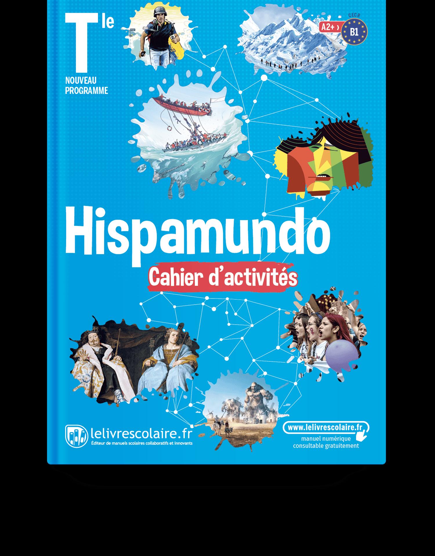 Image produit Espagnol Tle - Cahier d'activités