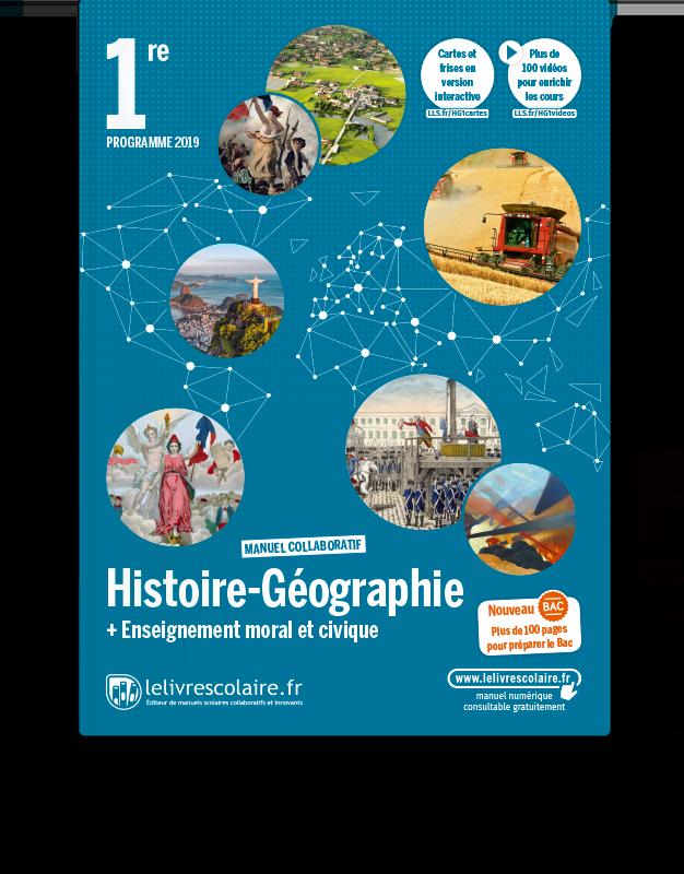 Image produit Histoire-Géographie 1re