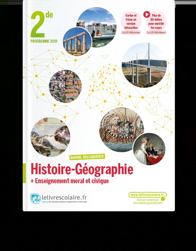 Image produit Histoire-Géographie 2de