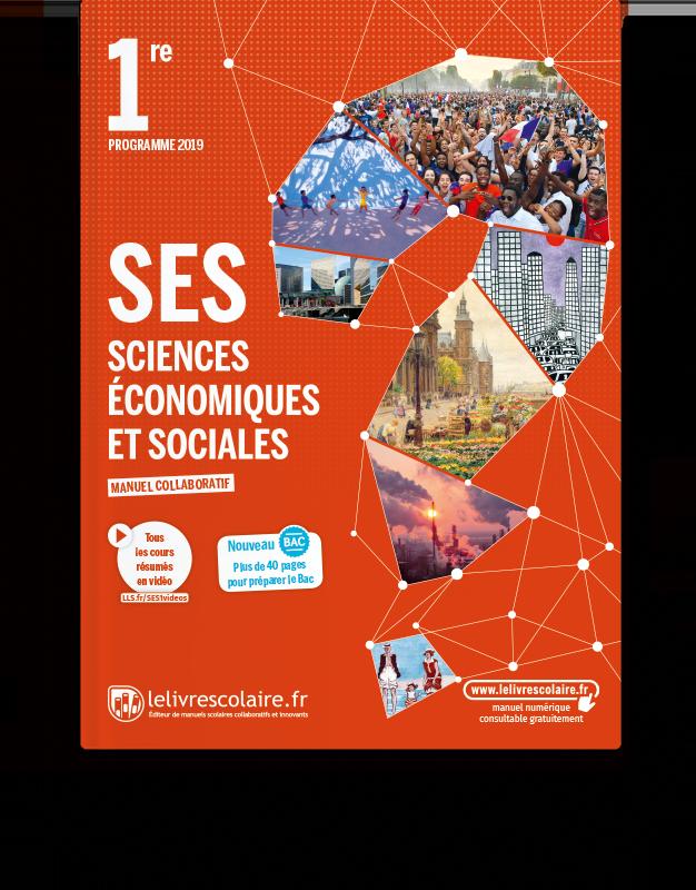 Image produit SES 1re - Ens.spécialité