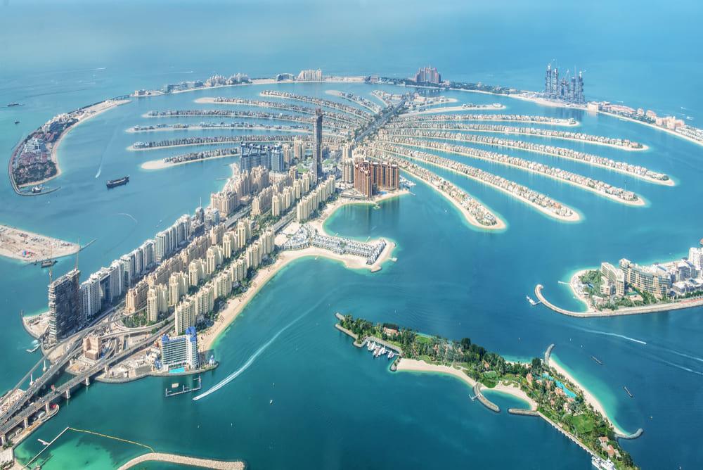 Дубай Пальма