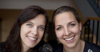 Lauke Bisschops en Freya Angenent, specialisten ouderengeneeskunde | Foto: Nancy Andeweg