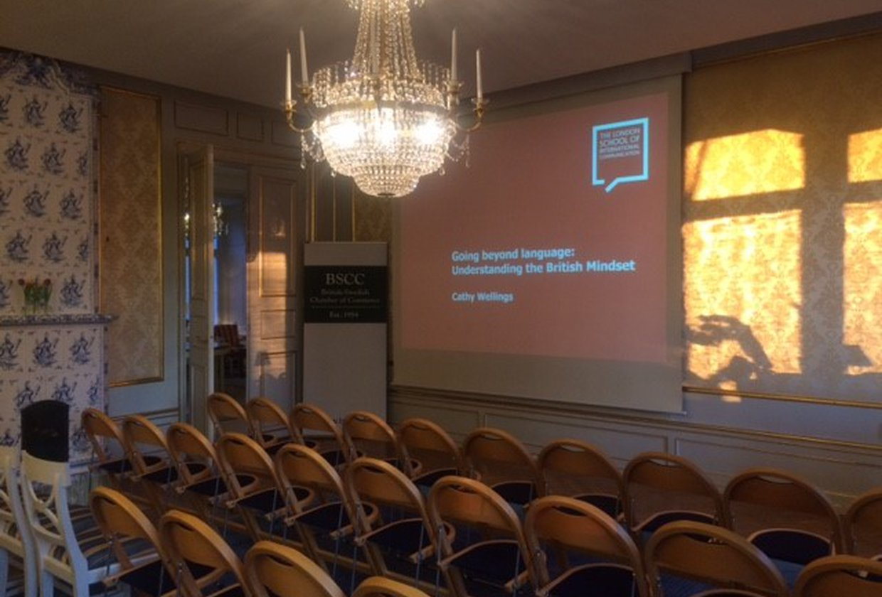 LSIC in partnership with the British Swedish Chamber of Commerce in Sweden