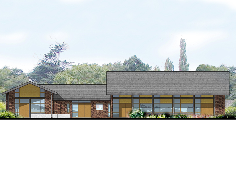 Image of  Akeley Village Hall Community Architecture