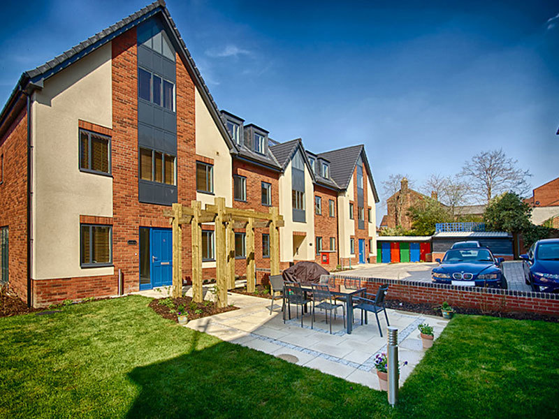 Award winning residential development in Norwich created by Prosper