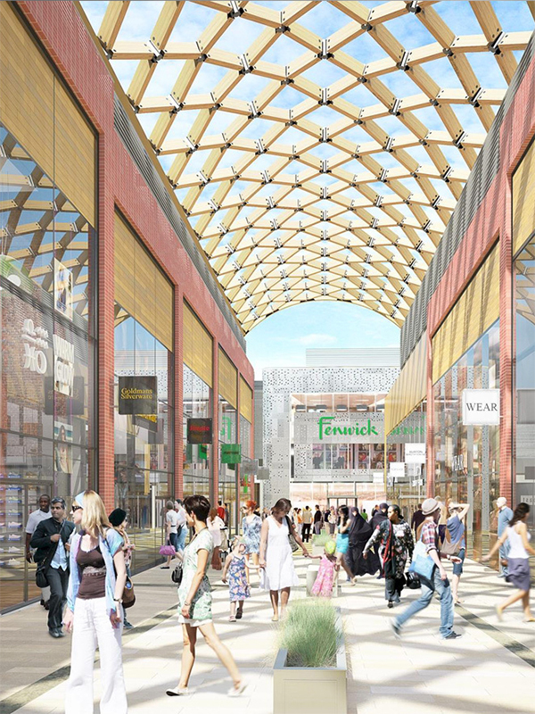 Demand for New Retail Space